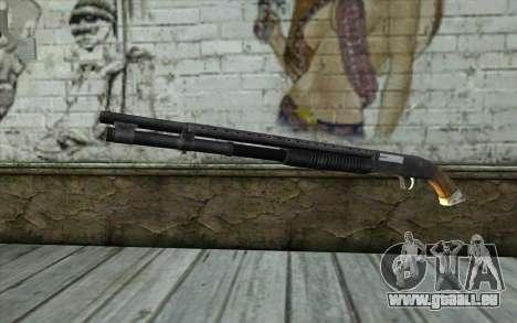 Mossberg 500 from Battlefield: Vietnam für GTA San Andreas