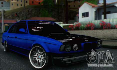 BMW M5 E34 V10 für GTA San Andreas
