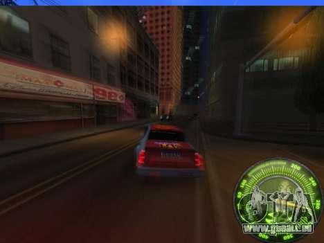 Tacho HITMAN für GTA San Andreas fünften Screenshot