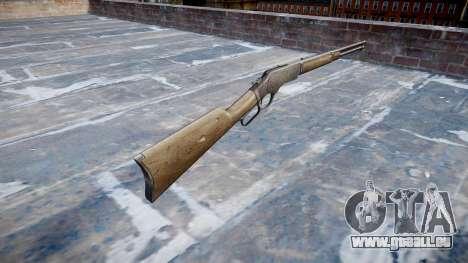 Carabine Winchester Modèle 1873 icon1 pour GTA 4 secondes d'écran