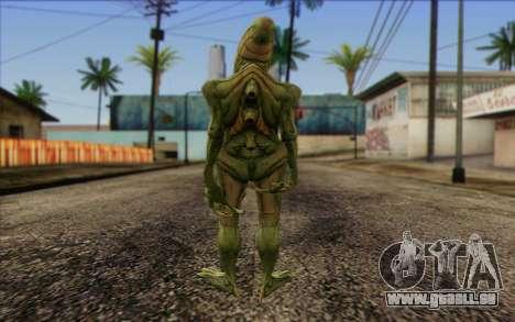 Alien from GTA 5 pour GTA San Andreas deuxième écran