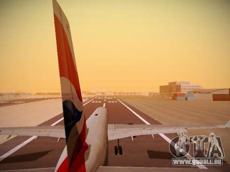 Boeing 757-236 British Airways für GTA San Andreas