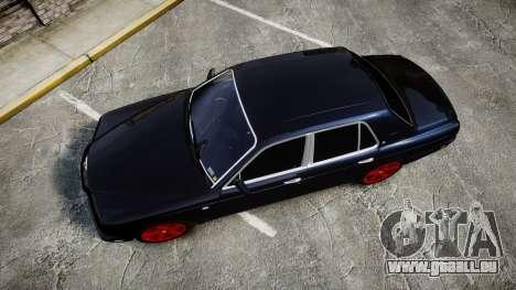 Bentley Arnage T 2005 Rims4 pour GTA 4 est un droit