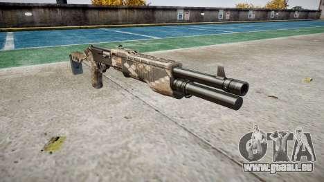 Ружье Franchi SPAS-12 Viper für GTA 4