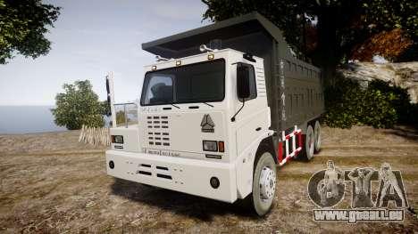 HOWO Truck für GTA 4