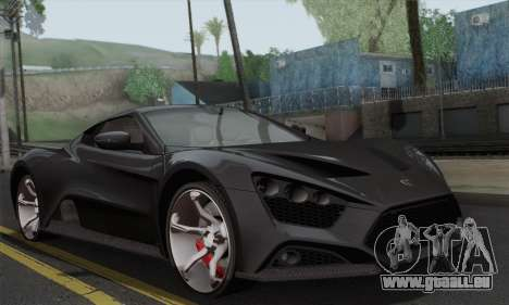 Zenvo ST1 v1.2 Final HD für GTA San Andreas