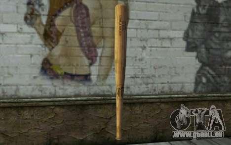 Бита (DayZ Standalone) für GTA San Andreas zweiten Screenshot