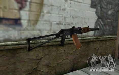 AKS-74U mit PBS-5 für GTA San Andreas zweiten Screenshot