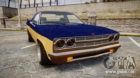 GTA V Cheval Picador für GTA 4