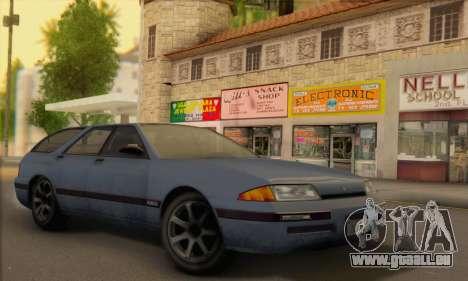 GTA 5 Stratum für GTA San Andreas