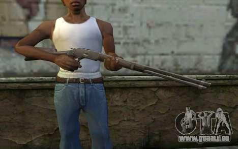 Winchester 1873 v4 für GTA San Andreas dritten Screenshot