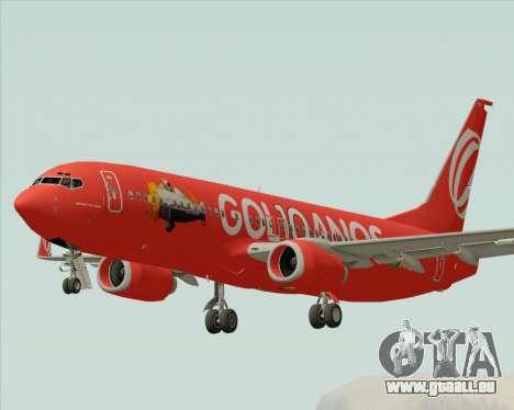 Boeing 737-800 Gol Transportes Aéreos pour GTA San Andreas