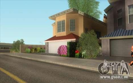 Nouvelle maison à Las Venturas pour GTA San Andreas