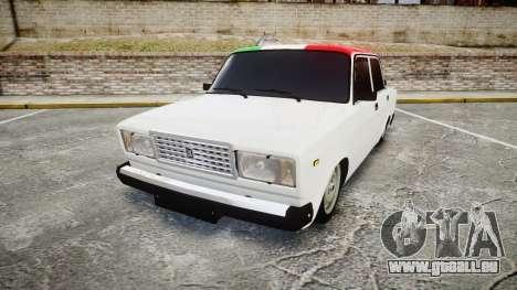 VAZ-2107 Italien für GTA 4
