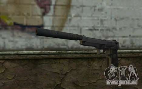 M9A1 Beretta from Spec Ops: The Line für GTA San Andreas