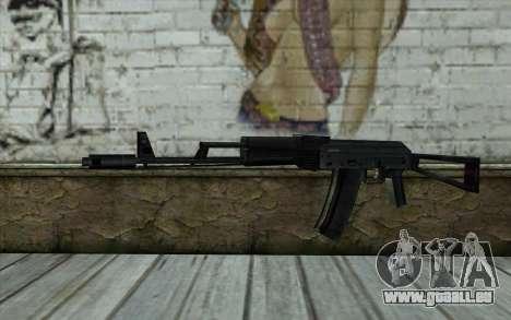 АКС-74 von Paranoia für GTA San Andreas