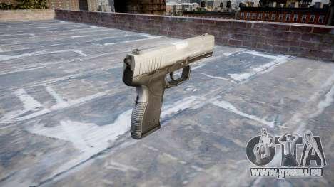 Pistole Taurus 24-7 Titan icon1 für GTA 4 Sekunden Bildschirm