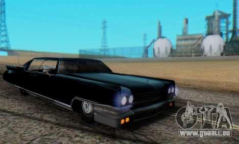 Cadillac Stella II pour GTA San Andreas