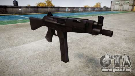 Pistolet Taurus MT-40 buttstock1 icon3 pour GTA 4