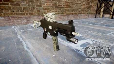 Gun UMP45 Benjamins für GTA 4