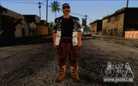 Cartel from GTA Vice City Skin 2 pour GTA San Andreas