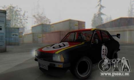 Dacia 1410 Sport für GTA San Andreas
