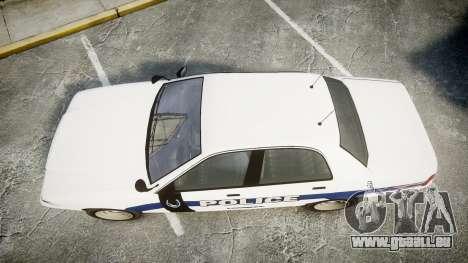 GTA V Vapid Cruiser LP [ELS] Slicktop pour GTA 4 est un droit