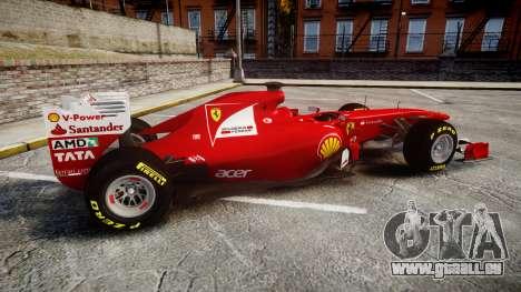 Ferrari 150 Italia Track Testing pour GTA 4 est une gauche