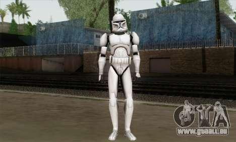 Star Wars Clone pour GTA San Andreas