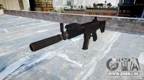 Maschine LK-05 Schalldämpfer icon2 für GTA 4