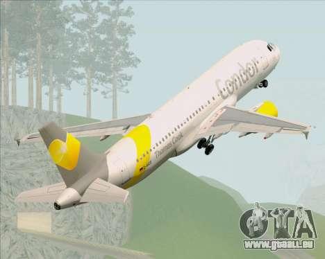 Airbus A320-212 Condor pour GTA San Andreas