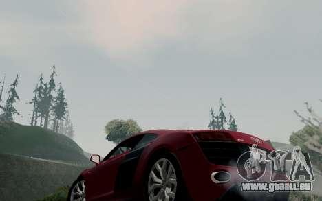 ENBSeries For Low PC v3.0 (SA:MP) pour GTA San Andreas cinquième écran