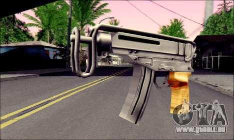 Škorpion vz. 61 für GTA San Andreas
