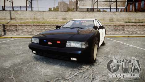 GTA V Vapid Cruiser LSP [ELS] Slicktop pour GTA 4