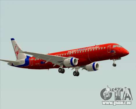 Embraer E-190 Virgin Blue pour GTA San Andreas