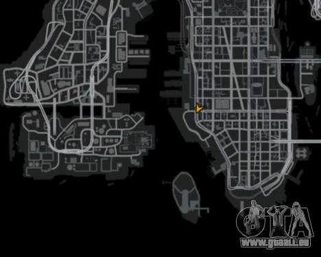 Garage avec de nouveaux intérieur Alcaline pour GTA 4