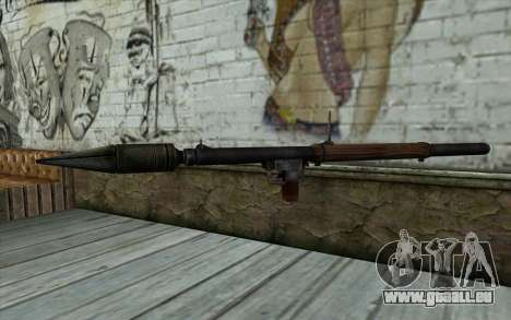 РПГ-2 (Battlefield: Vietnam) für GTA San Andreas