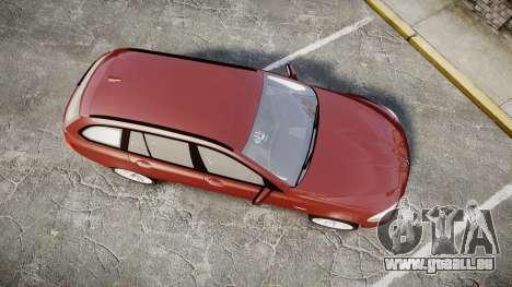 BMW 530d F11 für GTA 4 rechte Ansicht