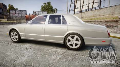 Bentley Arnage T 2005 Rims3 für GTA 4 linke Ansicht