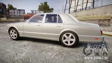 Bentley Arnage T 2005 Rims3 pour GTA 4 est une gauche