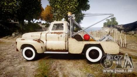 DMG Titan [EPM] Rusty für GTA 4 linke Ansicht