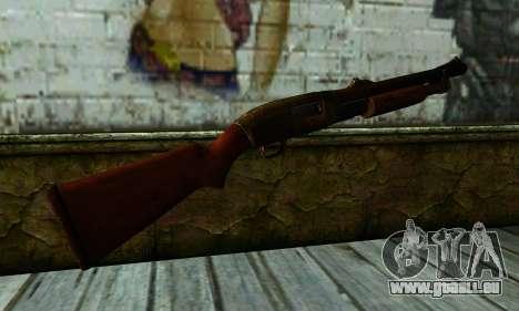 Shotgun from Gotham City Impostors v1 für GTA San Andreas zweiten Screenshot