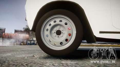 AIDE-2101 penny pour GTA 4 Vue arrière