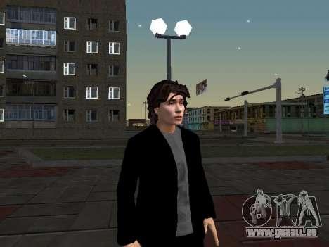 Viktor Tsoi pour GTA San Andreas quatrième écran