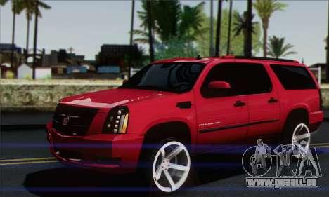 Cadillac Escalade ESV für GTA San Andreas