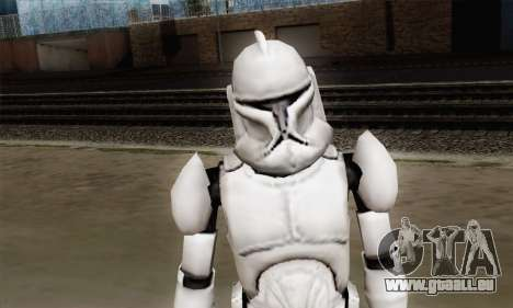 Star Wars Clone pour GTA San Andreas troisième écran