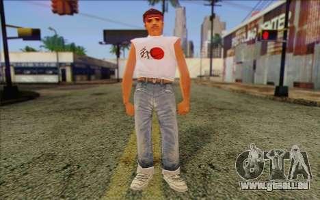 Cuban from GTA Vice City Skin 1 pour GTA San Andreas