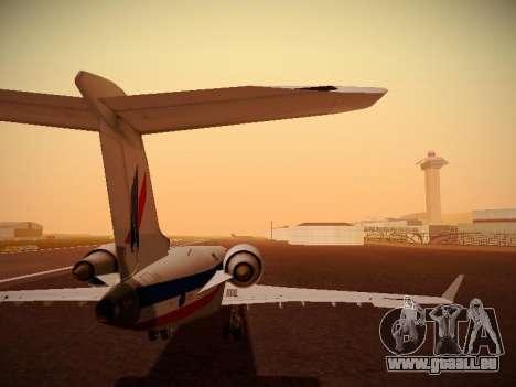 Bombardier CRJ-700 American Eagle für GTA San Andreas