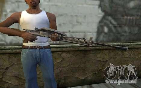 ДПМ (Battlefield: Vietnam) für GTA San Andreas dritten Screenshot