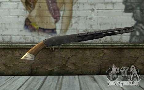 Mossberg 500 from Battlefield: Vietnam für GTA San Andreas zweiten Screenshot